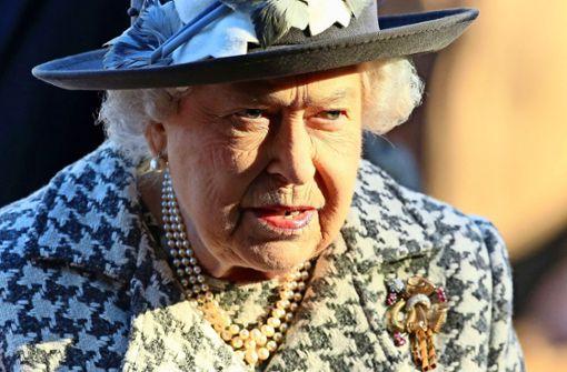 Die Queen wendet sich mit einer Rede an ihr Volk