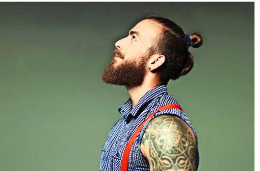 So bleibt  der Bart  gepflegt
