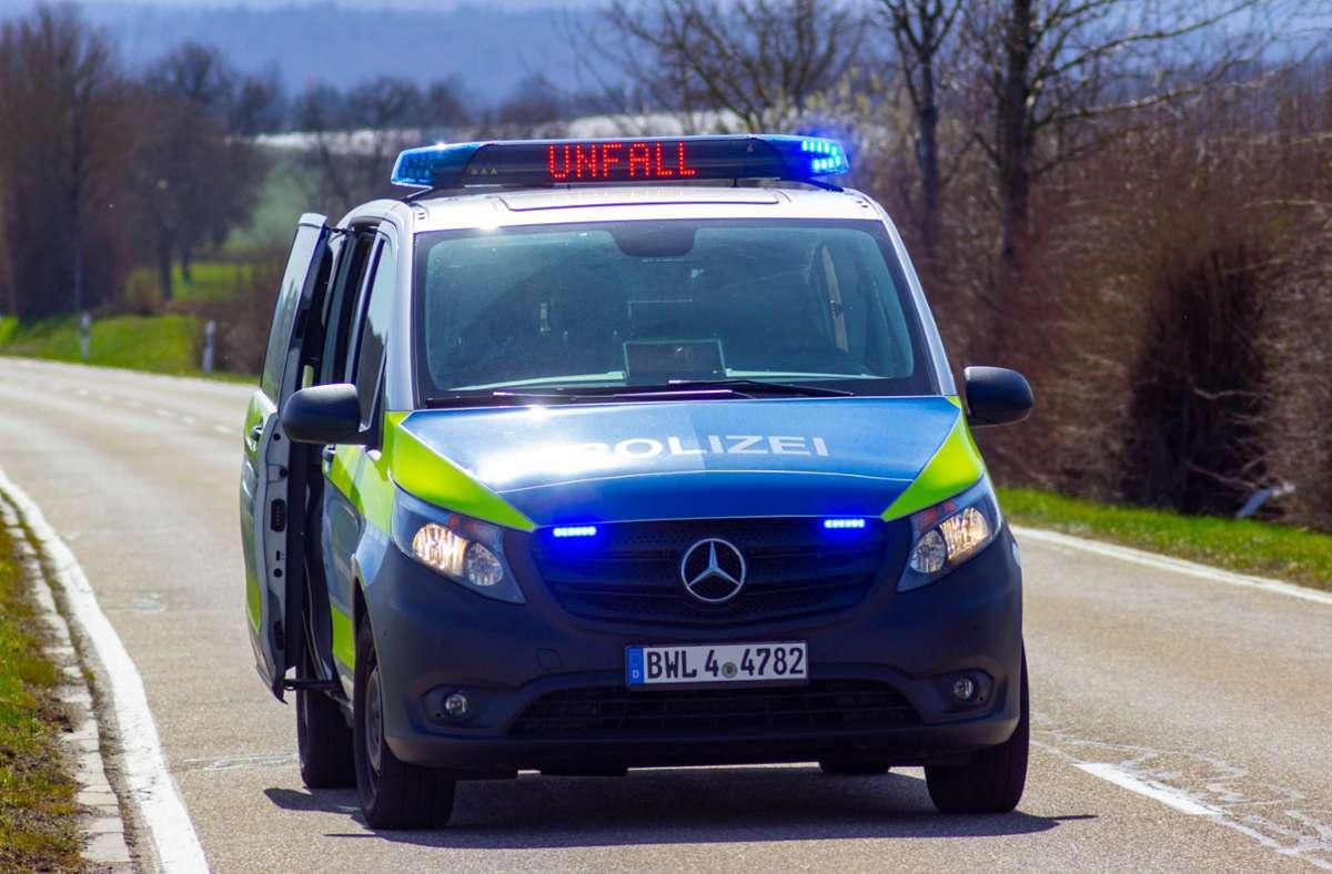 In Kirchheim gab es einen Unfall. (Symbolfoto) Foto: imago images/Einsatz-Report24/Markus Rott via www.imago-images.de