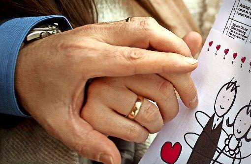 Mehr Katholiken lassen ihre Ehe annullieren