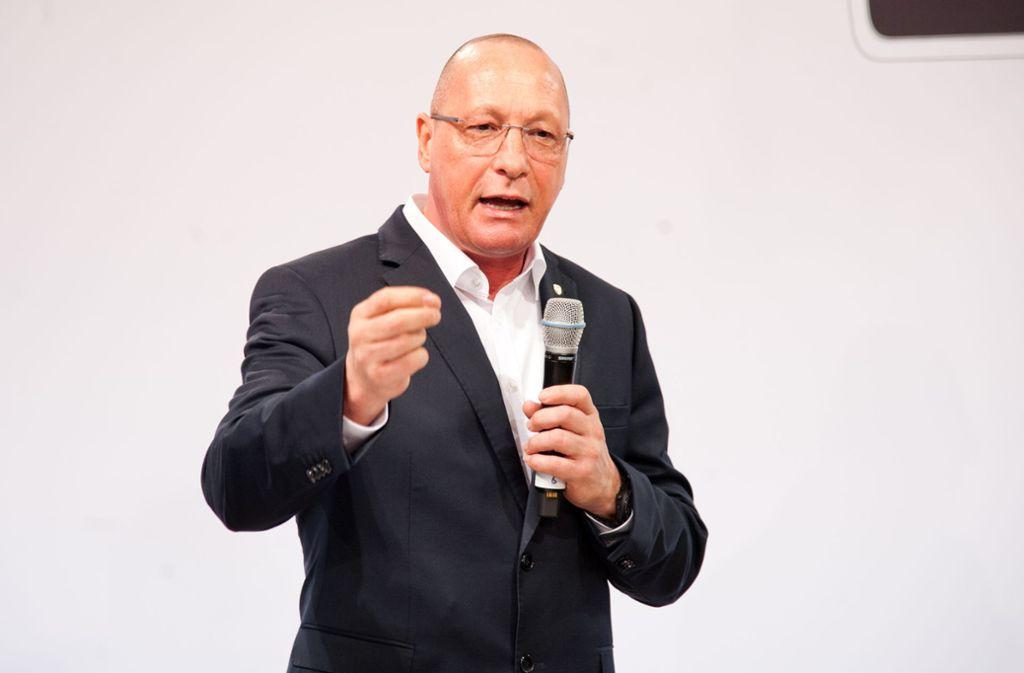 Uwe Hück hatte zu Ferdinand Piëch intensiven Kontakt, als Porsche die Übernahmeschlacht gegen Volkswagen verloren hat. Foto: Lichtgut