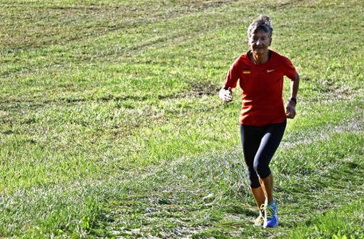 Sie läuft und läuft und läuft...