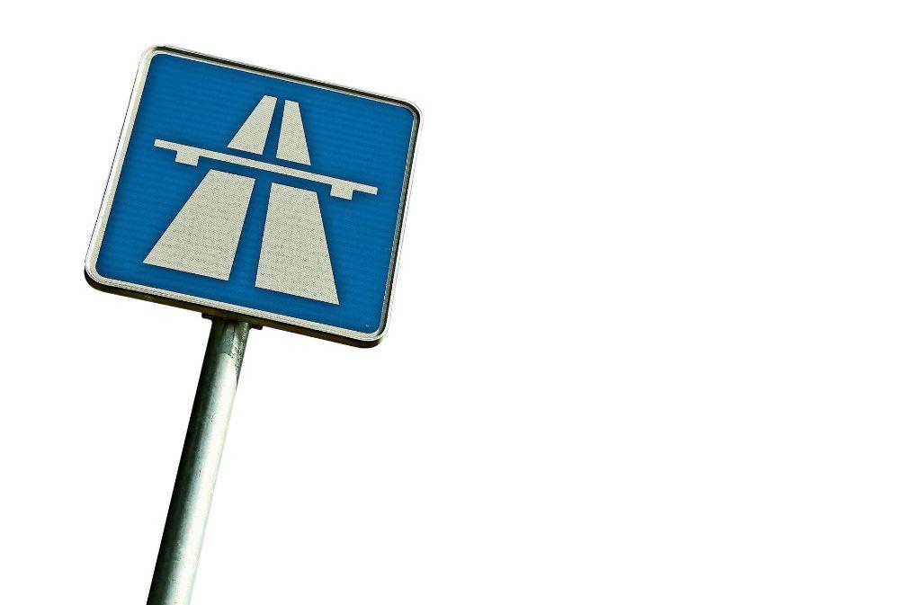 Fluchtweg  Autobahn. Foto:
