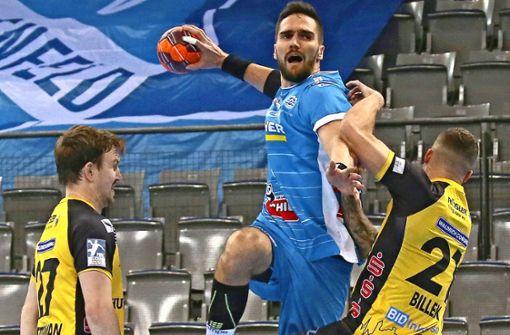 Der treue  Riese mit dem Handball-Gen