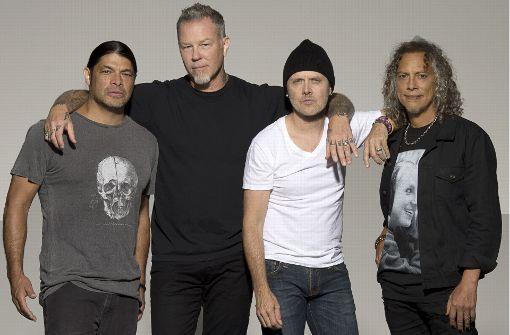 Metallica kommen nach Stuttgart