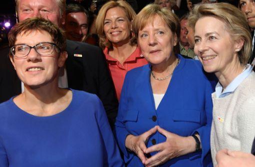 Wenn schon große Koalition, dann jünger und weiblicher