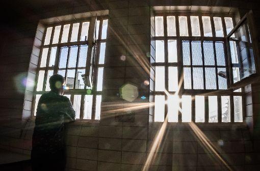 Angeklagter gesteht Tat gegenüber Mithäftling