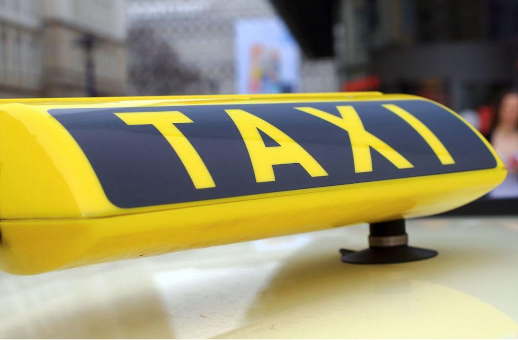 Diebe haben es zurzeit besonders auf Taxifahrer abgesehen. Foto: dpa