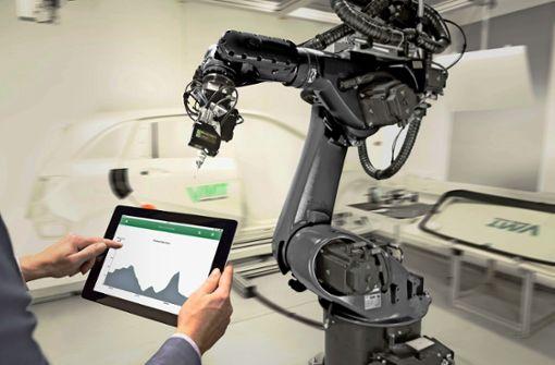 Sensorikexperte setzt auf Industrie 4.0