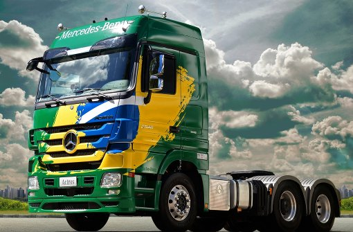 Daimler setzt Kündigungen aus