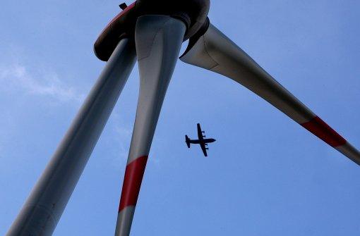 Kaum Einfluss  auf Windkraftgenehmigungen
