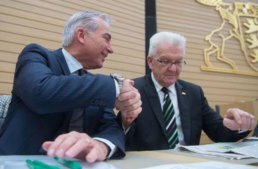 Mehrheit von CDU-Machtkampf irritiert