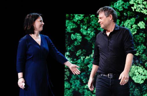 Grünen-Politiker stärken Habeck den Rücken