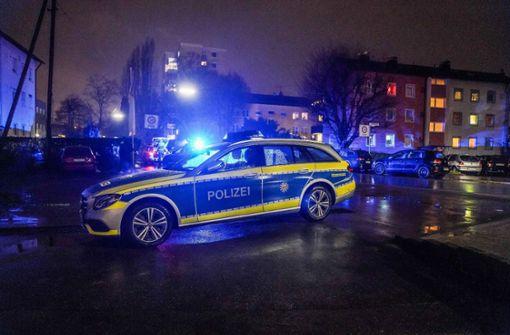 Polizei sucht nach Messer