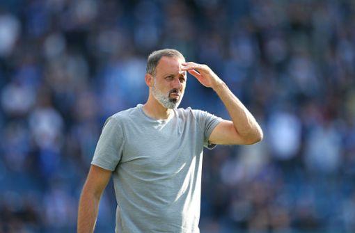 Plant der VfB den perfekten Bluff?