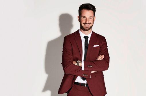 Alexander Schäfer verdreht 20 Single-Männern den Kopf