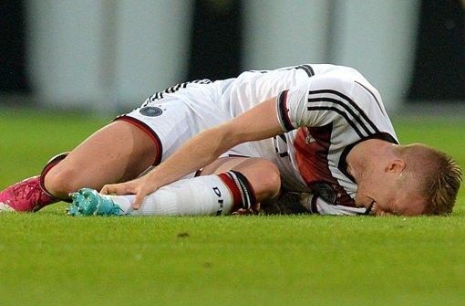 Jetzt auch Reus! Die Elf der verletzten Superstars