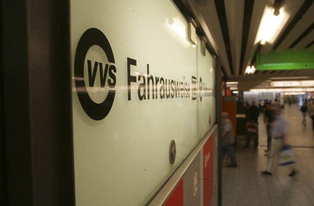 Der Verkehrs- und Tarifverbund VVS erhöht die Preise. Foto: Achim Zweygarth