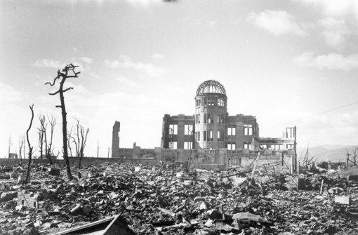 70 Jahre nach den Atombomben