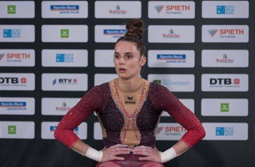 Das ist das neue Leben von Turnstar  Pauline Schäfer-Betz