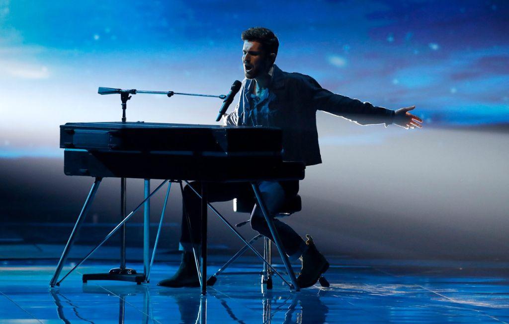 Die Niederlande gewinnen mit einer Ballade den Eurovision Song Contest 2019. Foto: dpa