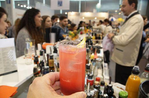 Aussteller und Veranstalter zählen weniger Trinktouristen