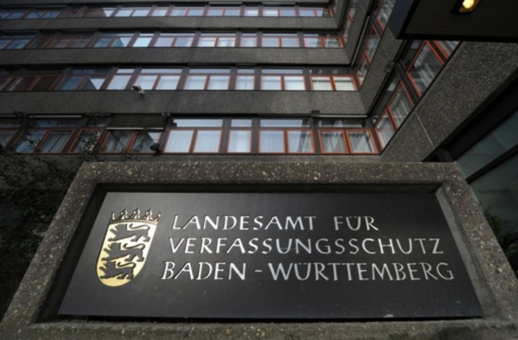 Im Landesamt für Verfassungsschutz hat man ein Auge auf die Grauen Wölfe. Foto: dpa