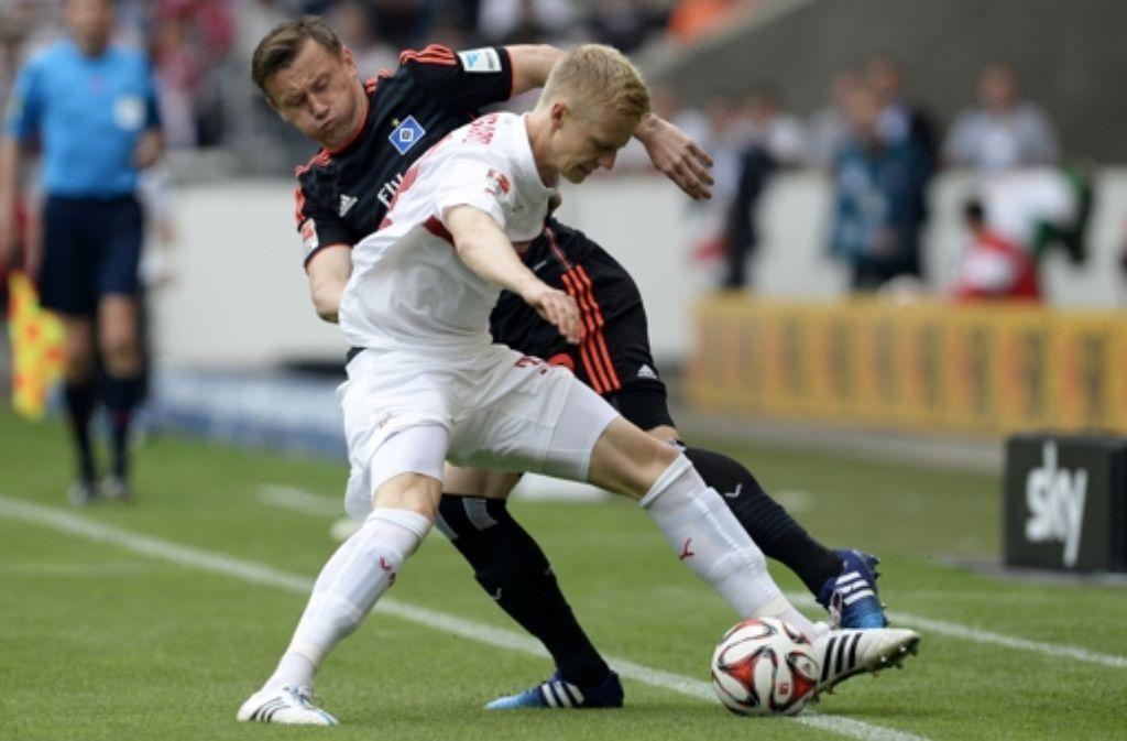 Timo Baumgartl hat den Sprung aus der Jugend in die Bundesliga geschafft. Foto: dpa