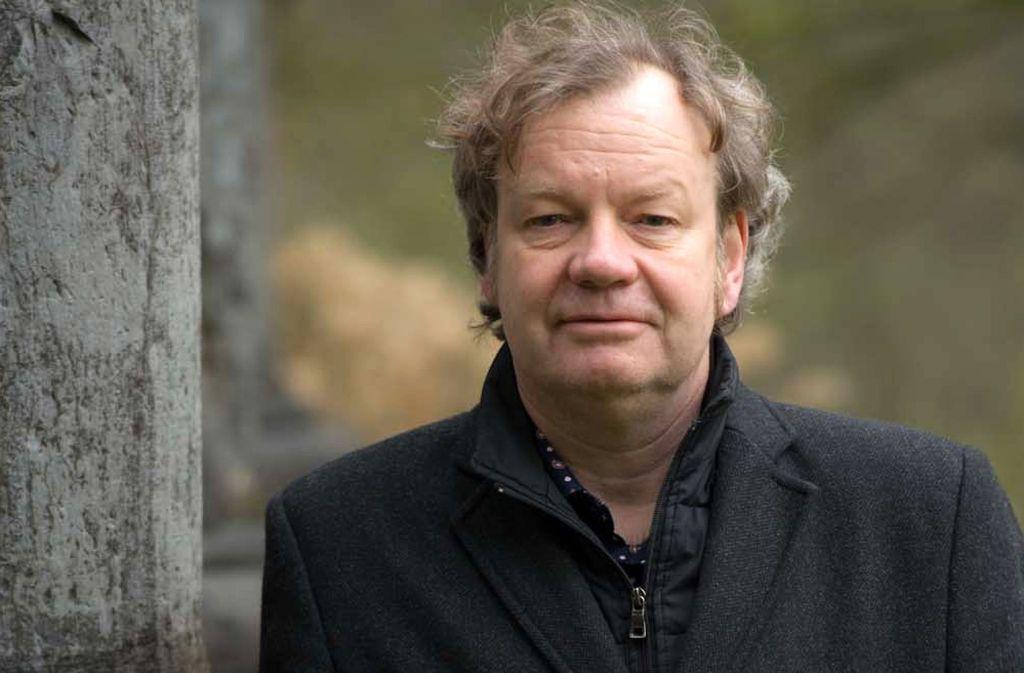 Willi Achten hat einen verstörenden Thriller geschrieben. Foto: Ludwig Körfer