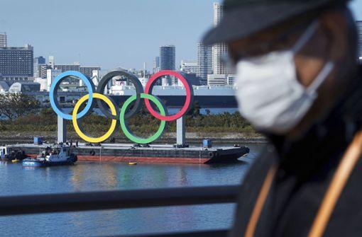 Von Olympiafieber ist in Japan keine Spur