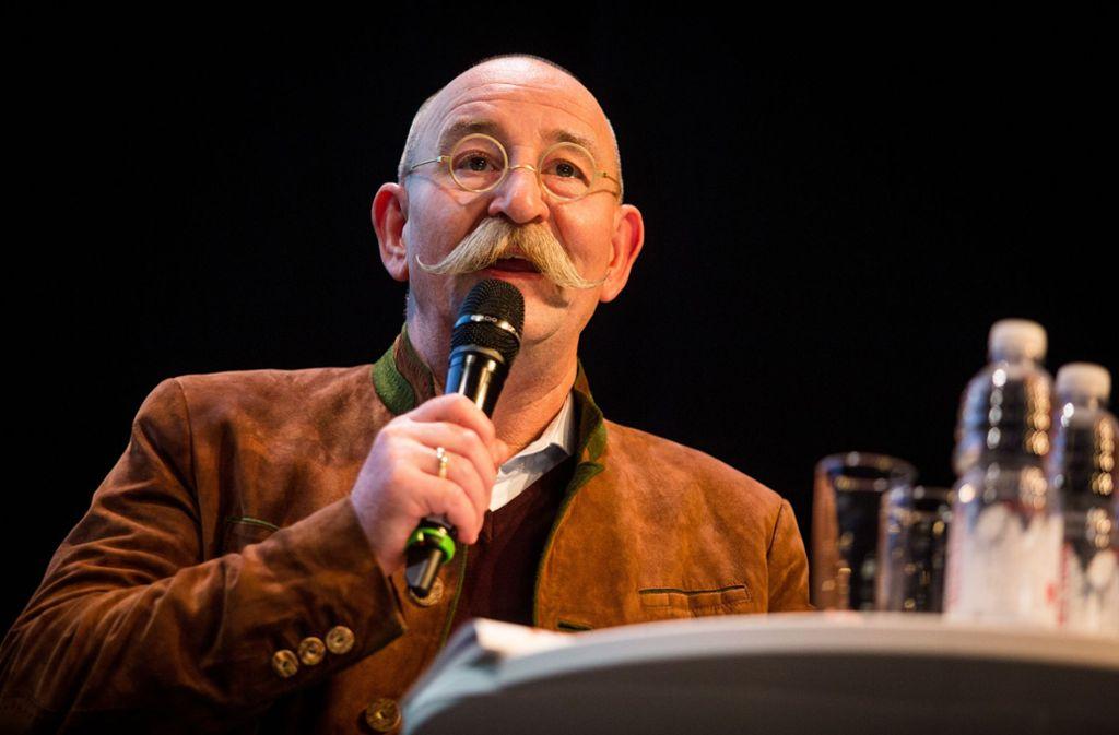 """""""Bares für Rares""""-Moderator Horst Lichter erlitt schon viele Schicksalsschläge. Foto: Lichtgut/Christoph Schmidt"""