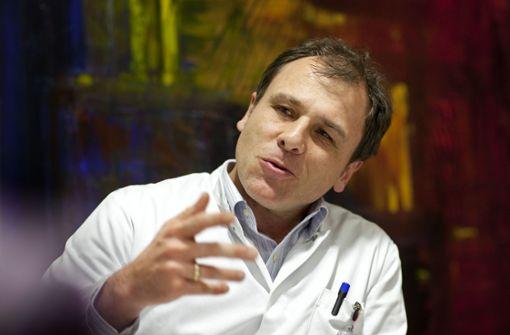 Michael Geißler verlässt Esslinger Klinikum