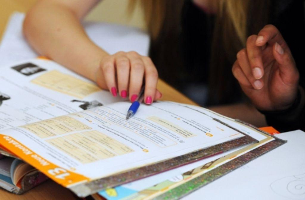 Jeder siebte Schüler nimmt in Deutschland Nachhilfe. Foto: dpa