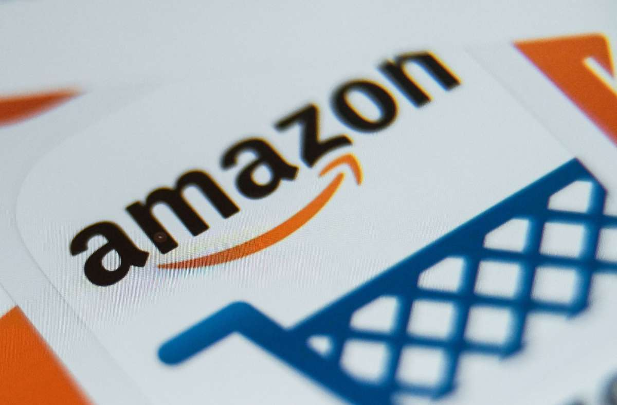 Ein Amazon plant ein Verteilzentrum in Sindelfingen/Darmsheim Foto: AFP/DENIS CHARLET