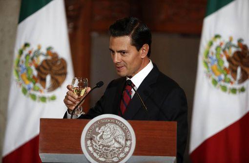 Mexiko will Trumps Mauer nicht zahlen