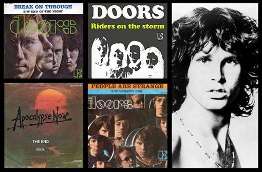 5 Songs der Doors für die Ewigkeit