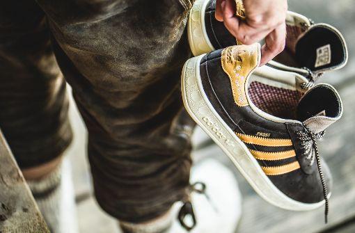 Prost-Sneaker von Adidas sollen bierabweisend sein