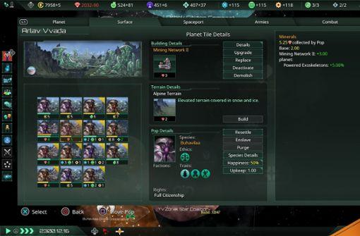 Weltraum-Strategiespiel Stellaris erscheint für PS4 und Xbox One