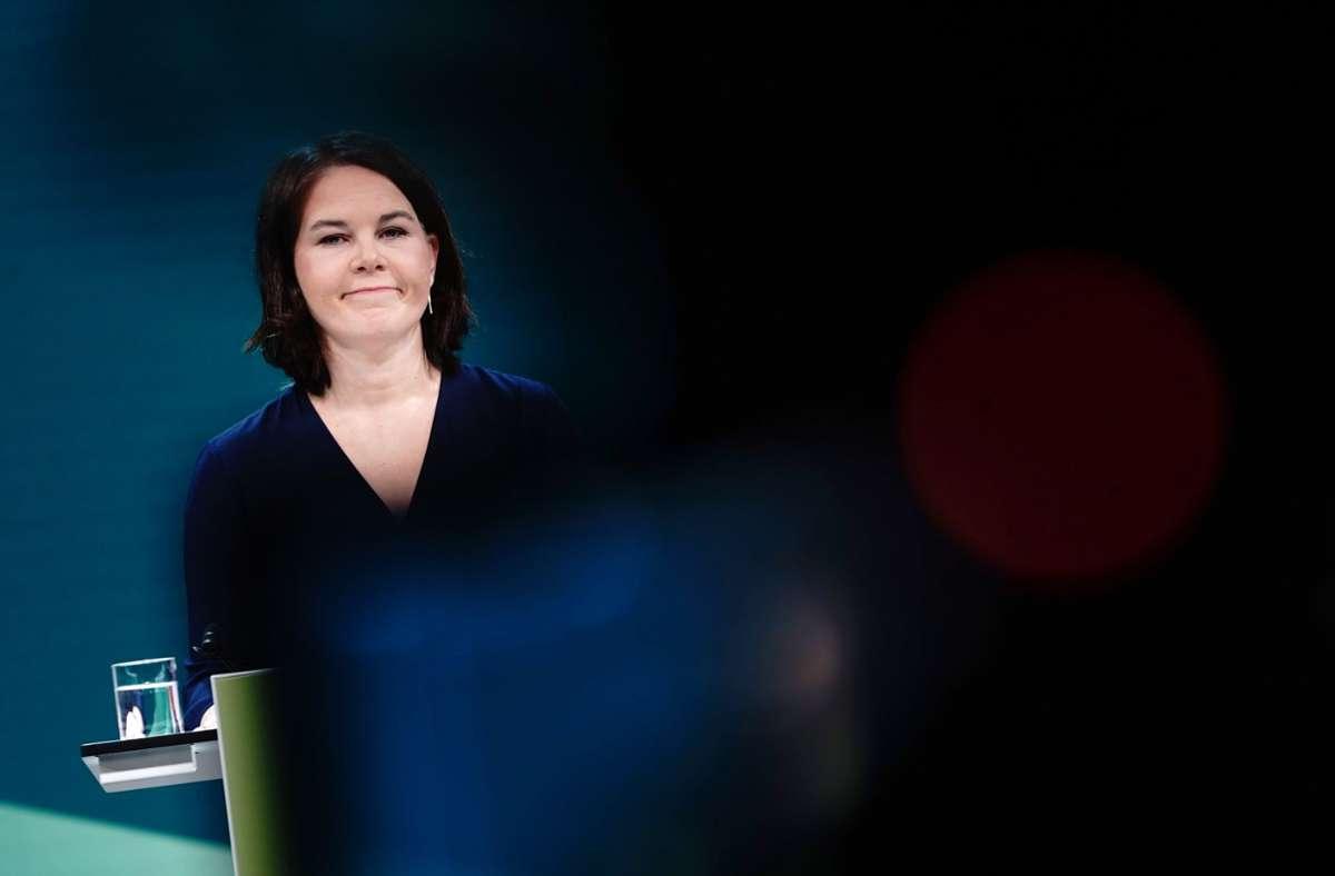 Annalena Baerbock ist 40 Jahre alt – und möchte Bundeskanzlerin werden Foto: dpa/Kay Nietfeld