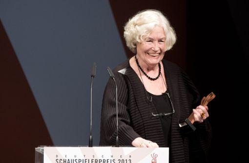 Bekannte Schauspielerin mit 88 Jahren gestorben