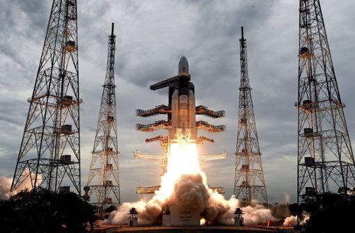 Auch Indien greift nach dem Mond