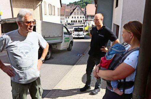 Viel Verkehr auf kleiner Straße sorgt für großen Ärger