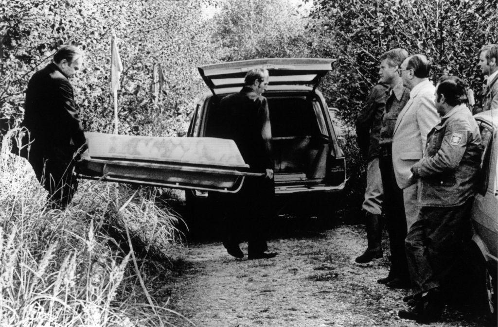 Eines der spektakulärsten Verbrechen in der Geschichte der Bundesrepublik: Die zehnjährige Ursula erstickte 1981 in einer Kiste. Ihr Bruder klagt heute auf Schmerzensgeld. Foto: dpa