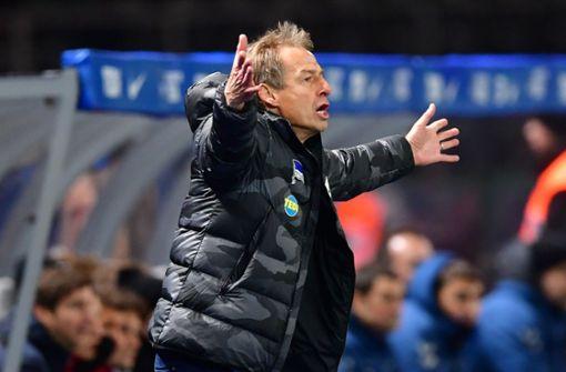 """Wie Jürgen Klinsmann den """"Big-City-Club"""" ins Chaos stürzt"""