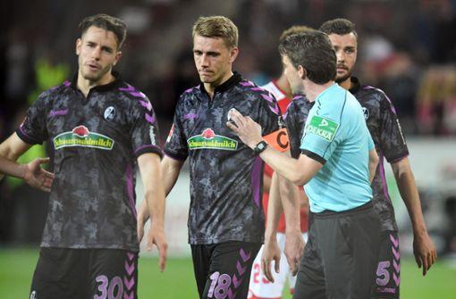 SC Freiburg verzichtet auf Einspruch nach dem Videobeweis