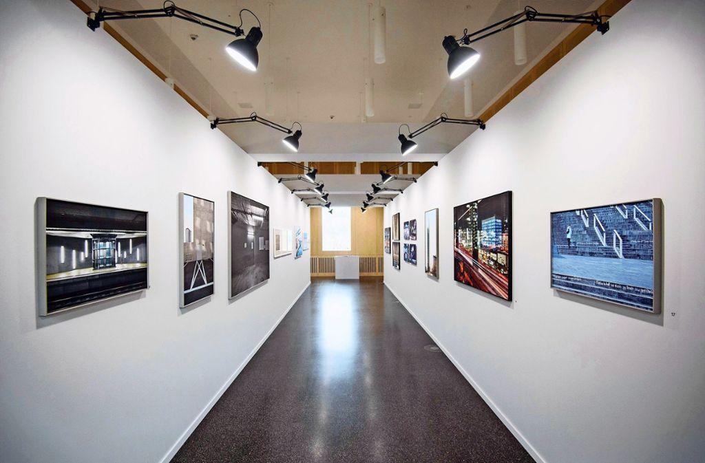 """Die Ausstellung """"Urban Beauties"""" des Fotografen Jürgen Altmann  im Stadtpalais soll bei einem digitalen Rundgang trotz Schließung des Museums  für ein breites Publikum erlebbar werden. Foto: dpa/Marijan Murat"""