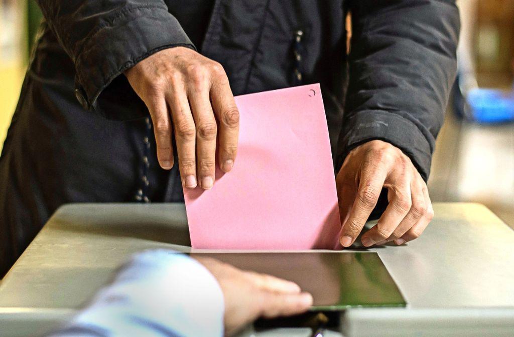 Behinderte sollen nicht länger von Wahlen ausgeschlossen bleiben. Foto: dpa