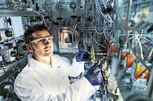 BASF macht beim Umbau mehr Dampf