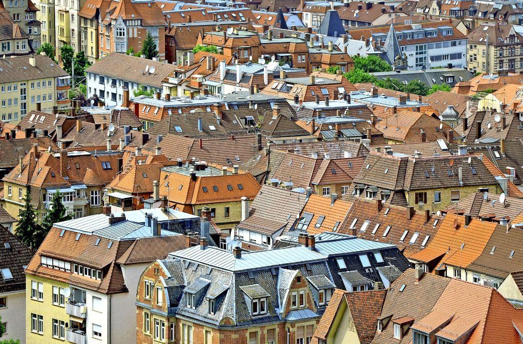 Ein Trend, der sich verstetigt: In Stuttgart lebt in jeder zweiten Wohnung nur noch eine Person Foto: dpa