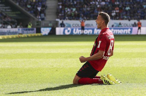 SC Freiburg nach Sieg gegen Hoffenheim auf Platz drei